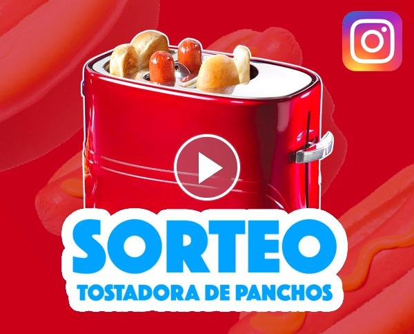 🌭 TOSTADORA DE PANCHOS 🌭